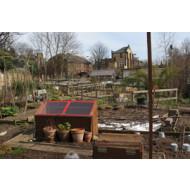 Работа в саду и огороде в апреле
